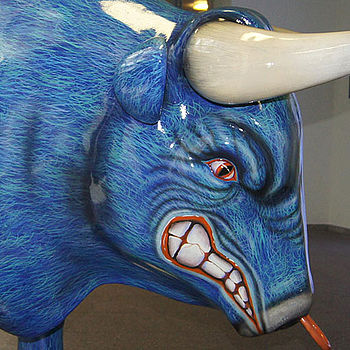 The BlueBull | -